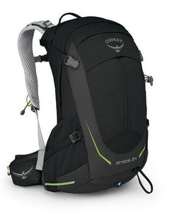 Osprey Stratos 24 - Mens Black