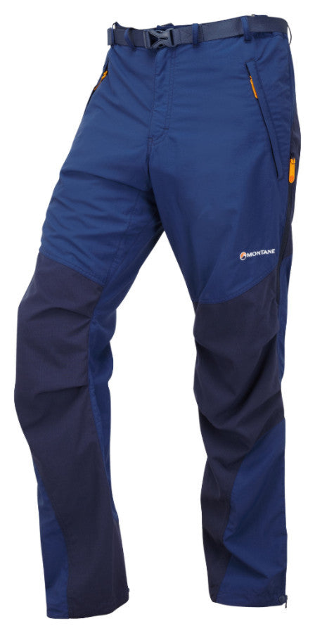 Montane Terra Pants - Regular Leg Blue