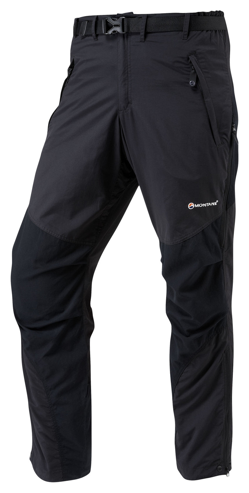 Montane Terra Pants - Regular Leg Black