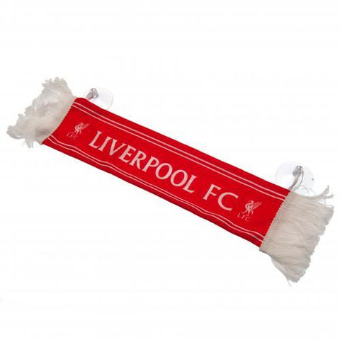 Liverpool FC Mini Car Scarf