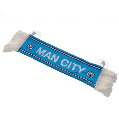 Manchester City FC Mini Car Scarf