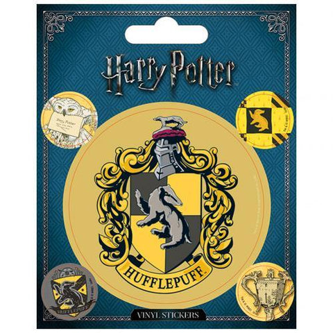 Harry Potter Stickers Hufflepuff