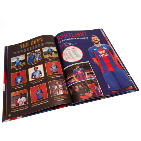 Crystal Palace FC Annual 2021