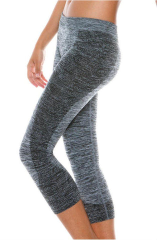 Control Body 610254 Sports Leggings elange/Grey Shapewear | AYNAYA Women's Lingerie