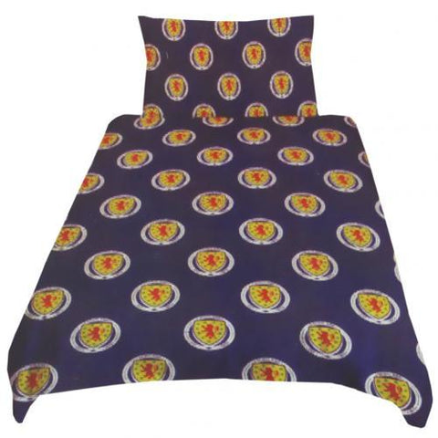 Scotland FA Single Duvet Set