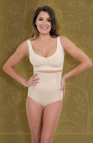High Copression Brief Skin Women Briefs Shapewear | AYNAYA Women's Lingerie
