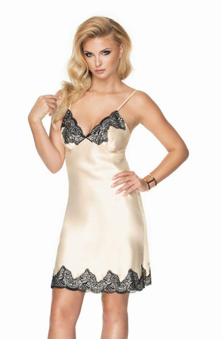 Juniper Nightdress Chemise Nightdress for Women | AYNAYA Women's Lingerie
