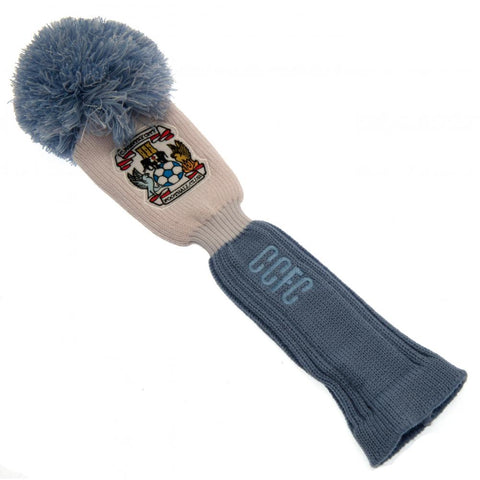 Coventry City FC Headcover Pompom (Driver)