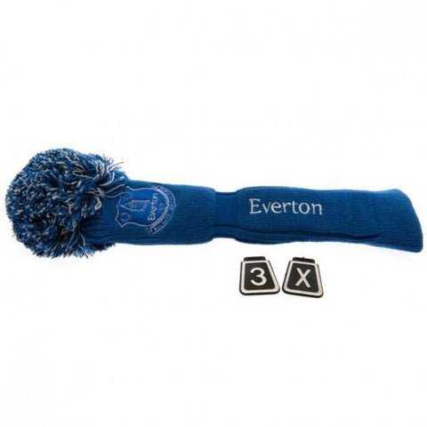 Everton FC Headcover Pompom (Fairway)