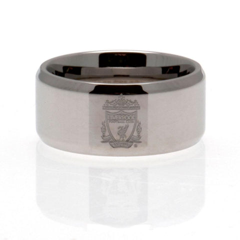 Liverpool FC Band Ring Small