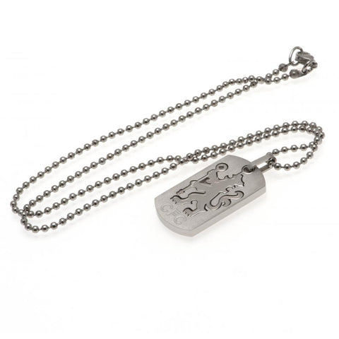 Chelsea FC Dog Tag & Chain CO