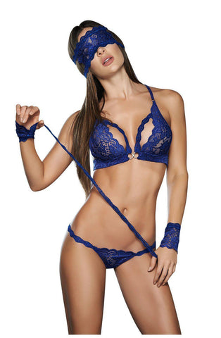 Mapale Medium / Large Four Piece Bra Set 8218 Women Costumes | AYNAYA Women's Lingerie