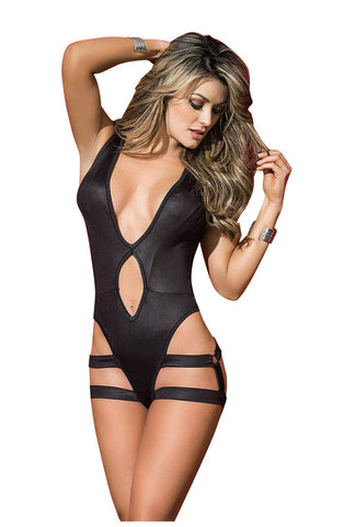 Mapale Women's Bodysuit With Harness 2500 | AYNAYA Women's Lingerie