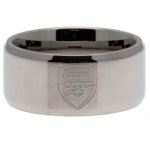Arsenal FC Band Ring Small