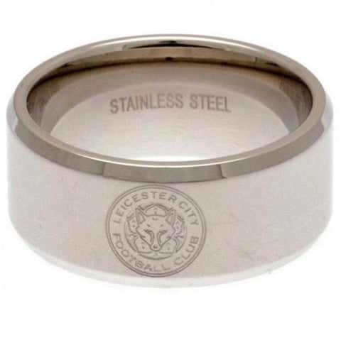 Leicester City FC Band Ring Small