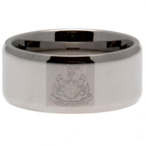Newcastle United FC Band Ring Medium