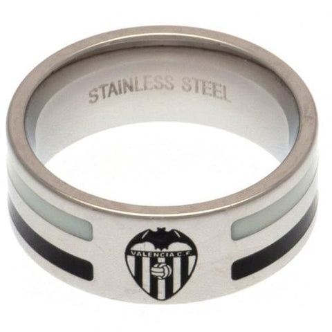 Valencia CF Colour Stripe Ring Small