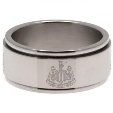 Newcastle United FC Spinner Ring Large