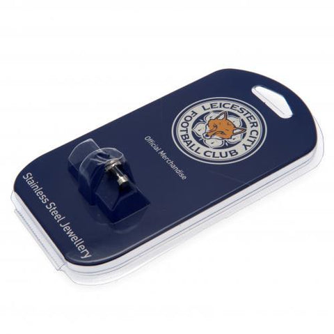 Leicester City FC Stainless Steel Stud Earring
