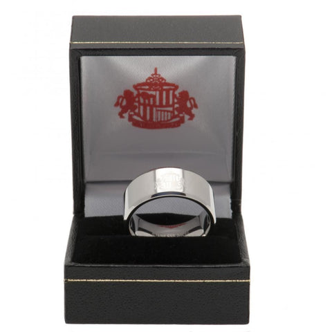 Sunderland AFC Band Ring Small