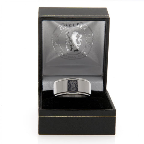 Chelsea FC Spinner Ring Small