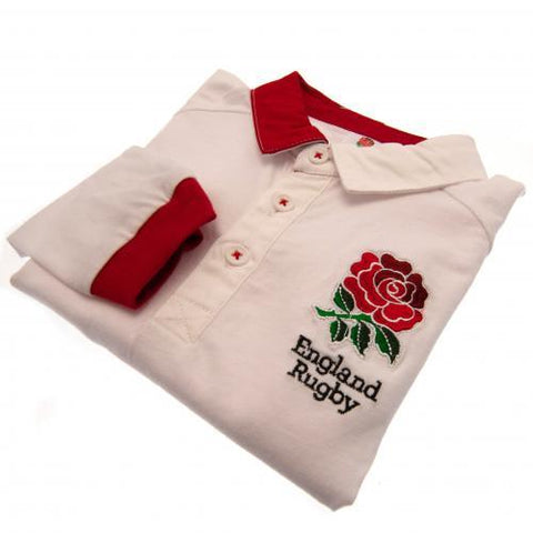 England RFU Rugby Jersey 6/9 mths PS