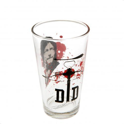 The Walking Dead Large Glass Daryl