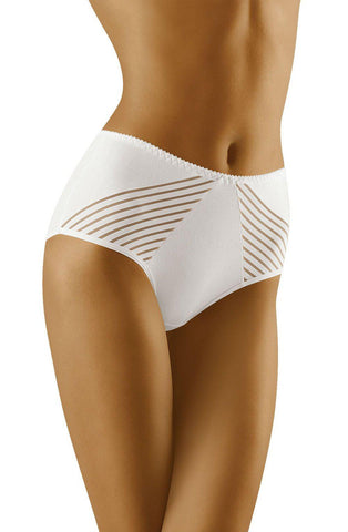 Wolbar Eco a White Women Briefs | AYNAYA Women's Lingerie