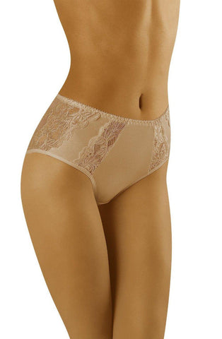 Wolbar Eco Vu Beige Women Briefs | AYNAYA Women's Lingerie
