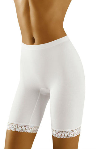 Wolbar Rona White Women Briefs Shapewear | AYNAYA Women's Lingerie