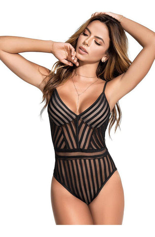 WOW Women's Bodysuit | AYNAYA Women's Lingerie