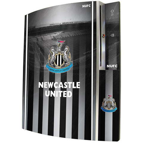 Newcastle United FC PS3 Console Skin