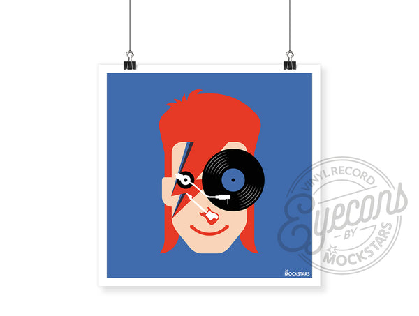 David Bowie : Art Print