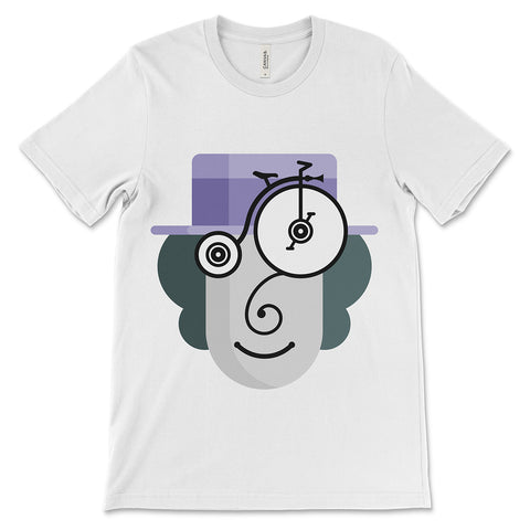 Penny Farthing : T-Shirt