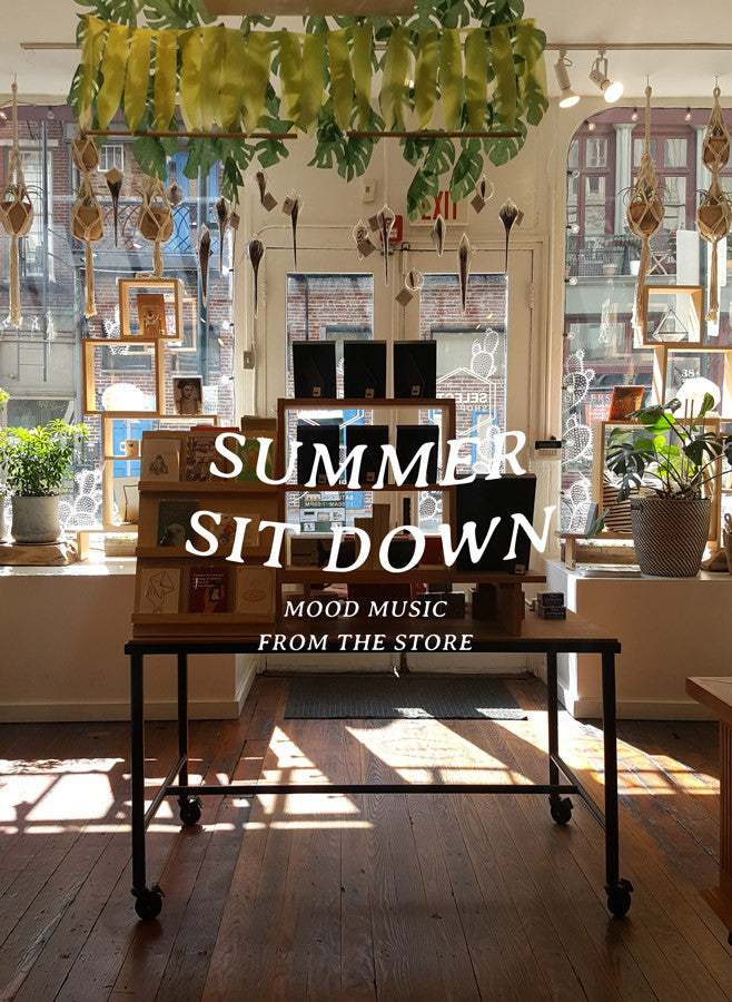 Summer Sit Down: Music from the Store