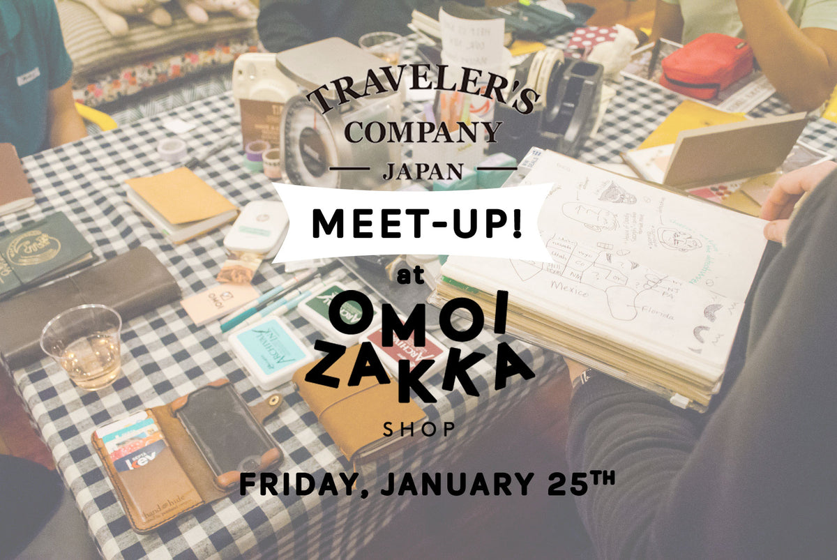 You're Invited to our 2nd TRAVELER'S Meet-Up!