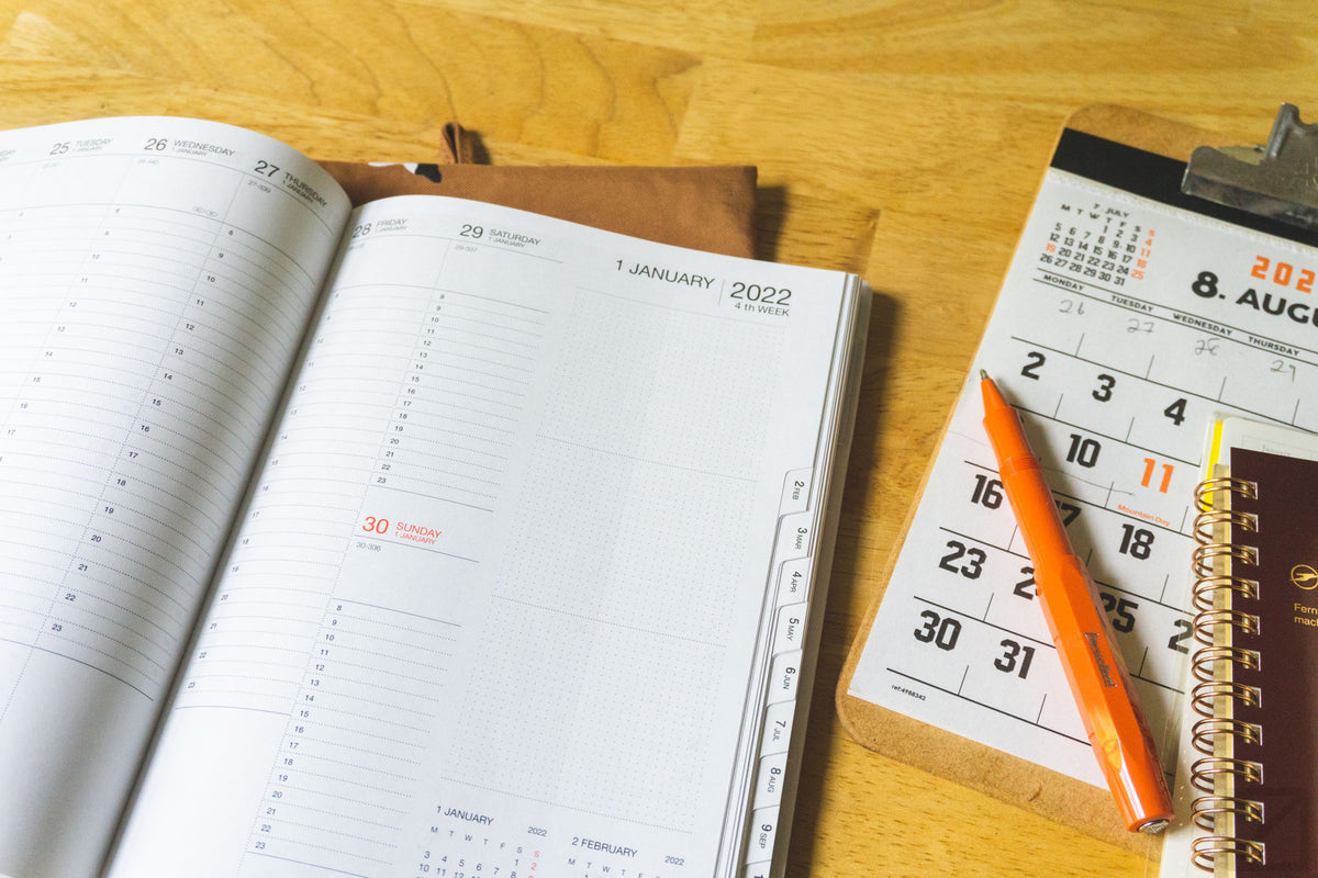 Calendars & Planners