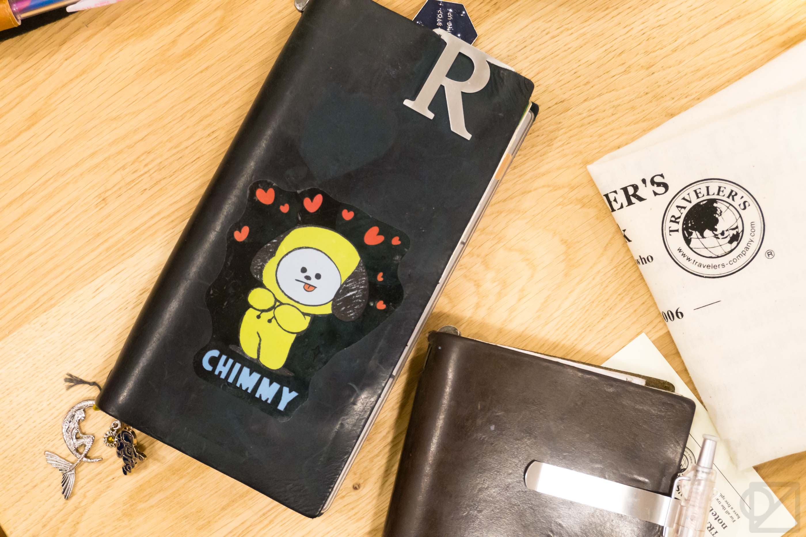 IG user @racqham's BTS centric journal has made an appearance at every meetup so far
