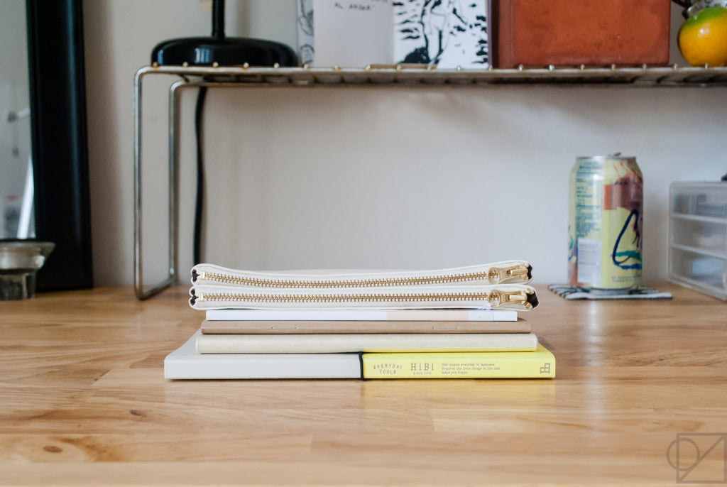 a stationery stack for notebook addicts everywhere