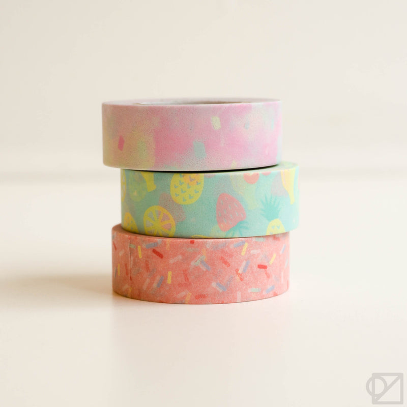 masté Writable Washi Tapes