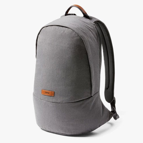 Bellroy Classic Backpack MidGrey for working creatives