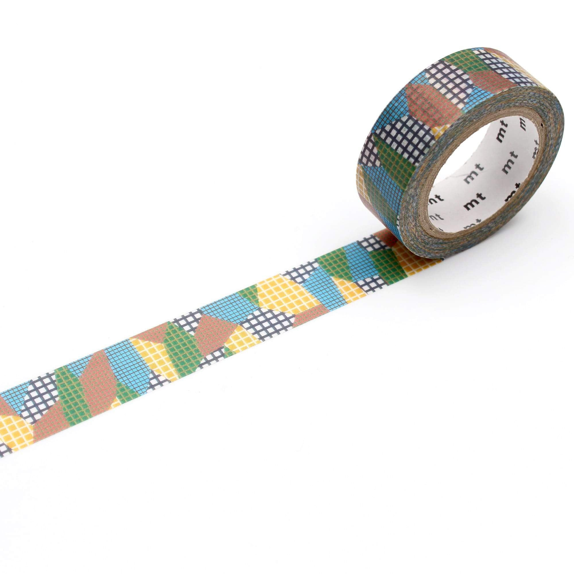 mt Washi Tape Dull Tone Separate Check