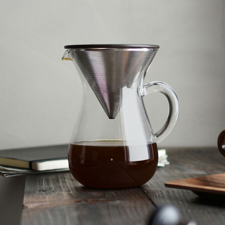 KINTO Slow Coffee Style 2 Cup Carafe Set