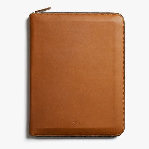 Bellroy Leather Work Folio A4