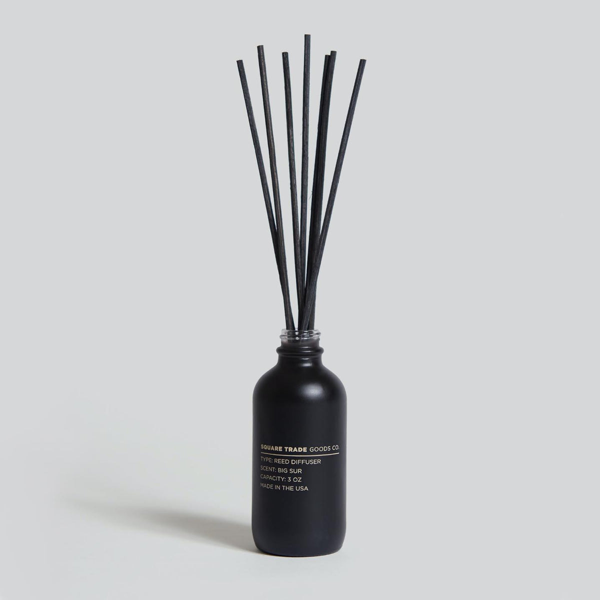 Square Trade Goods Co. Reed Diffuser Big Sur