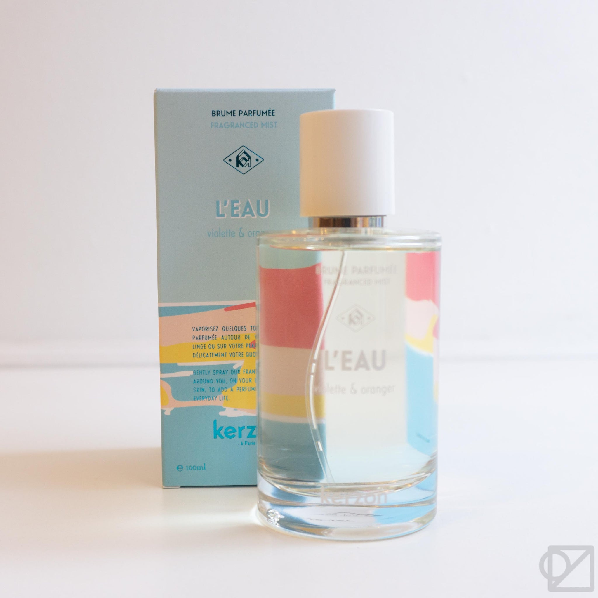 Kerzon Fragranced Mist L'Eau