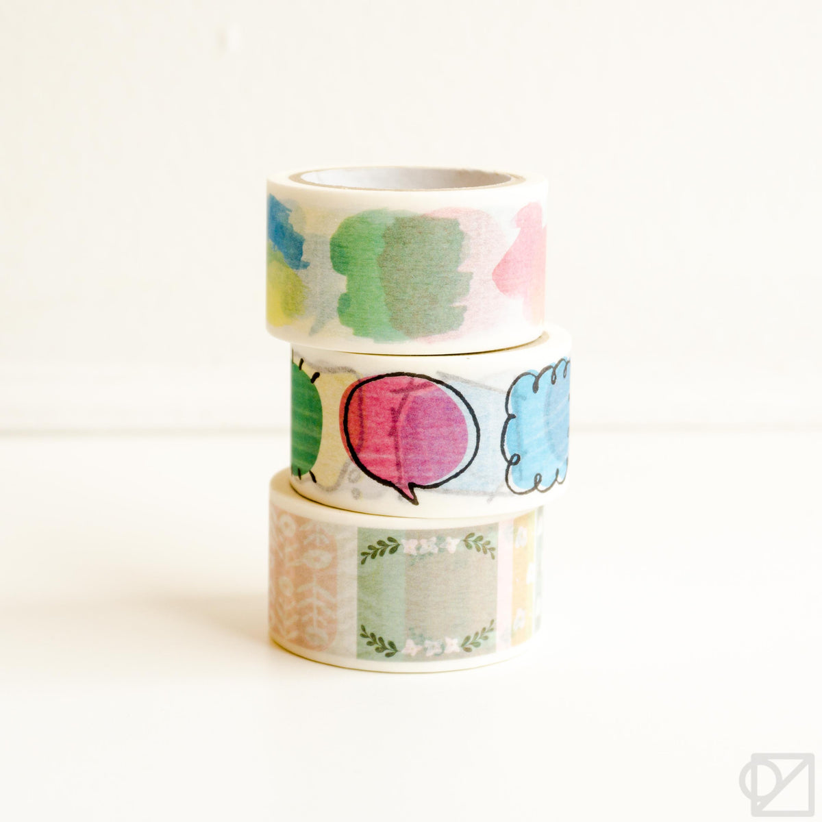masté Monthly Style Washi Tape