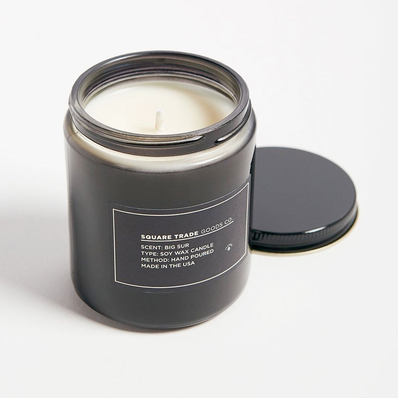 Square Trade Goods Co. Big Sur Candle