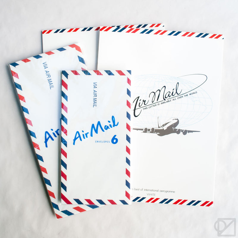 Air Mail Letter Pad & Envelopes