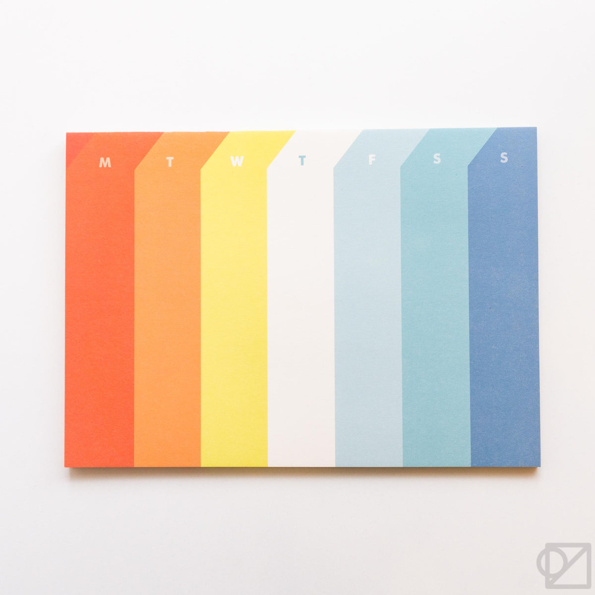 Paperways Palette Weekly Notepad